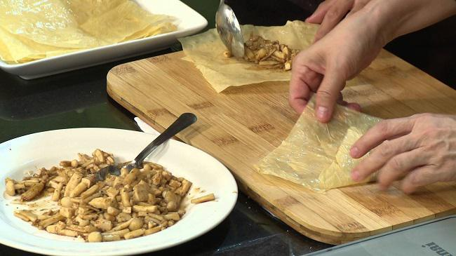 Cá muối chiên - Món chay cho thực đơn mỗi ngày