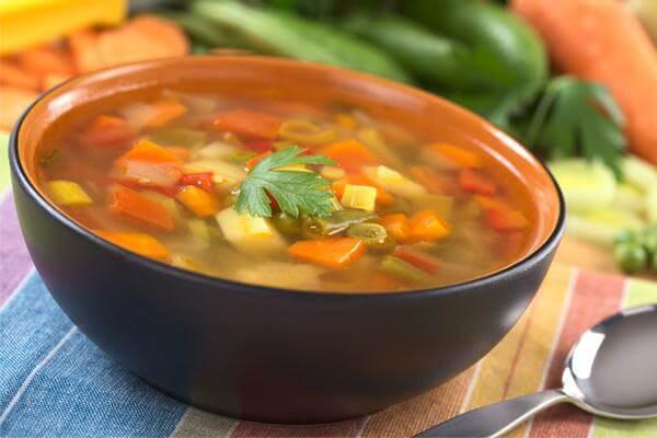 Cách làm món súp chay ngon miệng cho tiệc liên hoan ngày cuối tuần