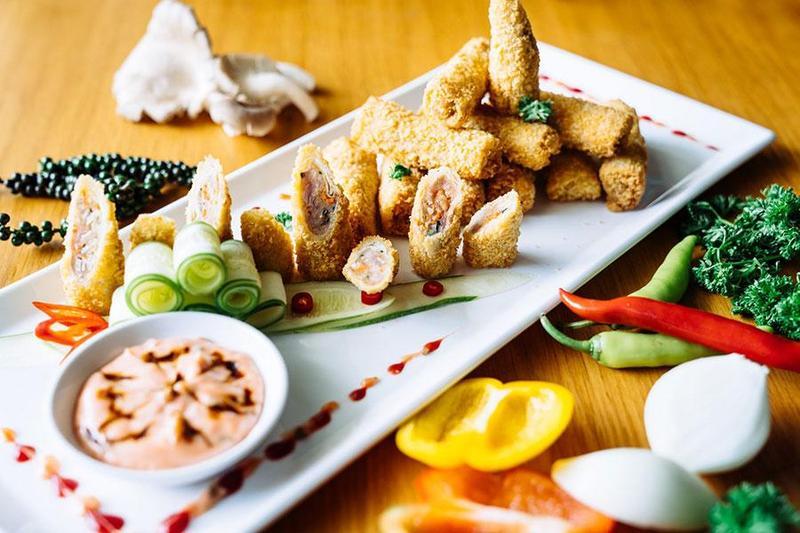 Đặt tiệc buffet chay với những món ăn làm siêu lòng thực khách
